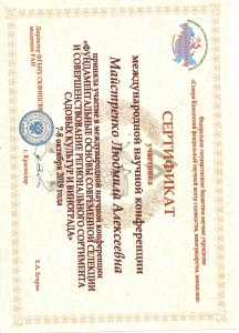 Сертификат участника 7.10 2019 Краснодар 001
